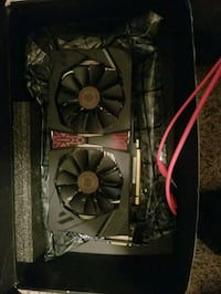 black and red computer graphics card Round Rock, 78665