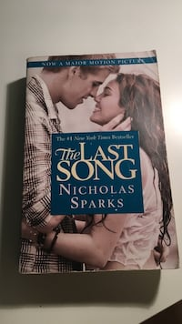 The last song by nicholas sparks book Ottawa, K2C 0G8