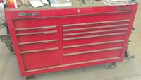 red Snap-On tool cabinet Wilmington, 19801