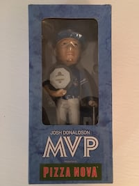Josh Donaldson Toronto Blue Jays MVP Silver Slugger Bobblehead. Check out my other items and let's deal! Toronto, M6G 4B5