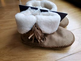 Madden Girl slipper booties