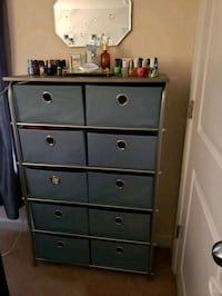 Turquois BRAND NEW 6-drawer dresser Newport News, 23601