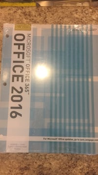 Microsoft Office 365 Office 2016 1st edition loose leaf  Mooresville, 28117