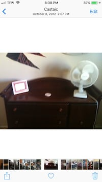 Boy's Chest of Drawers