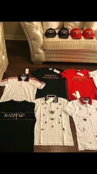 Designer shirts hats dresses for babies and shirts for men all sizes Atlanta
