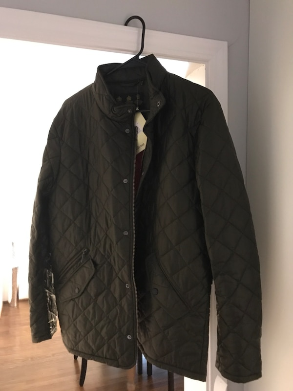 e0b58699dcfd0 Used Men's Barbour Flyweight Chelsea Quilted Jacket for sale in ...