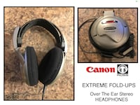 Over The Ear Headphones - Extreme Fold-Ups / Canon by KOSS