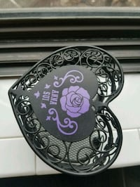 Anna Sui Heart Shaped Container  Toronto, M2N 6H8