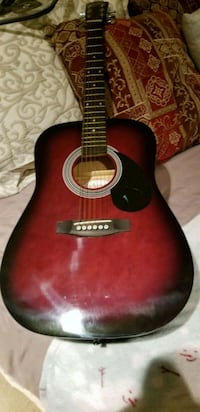 Johnson Acoustic Guitar with soft case Nesconset, 11767