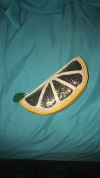 lemon-themed coin purse Washington, 20020
