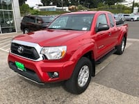 2015 Toyota Tacoma TRD OFF-ROAD V6 4.0L One Owner Truck Bluetooth GLADSTONE, 97027