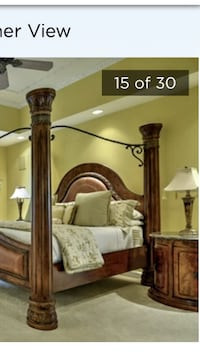 Large Bedroom Set!! Brookeville