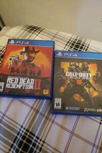Ps4 games Barrie, L4M 7C2