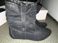 Bottes femme taille 40