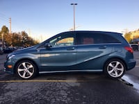 2013 Mercedes Benz B250 Turbo Hatchback Toronto