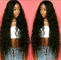 Wet and wavy bundles a closure for $190 Houston, 77060