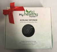 My Healthy Market Konjac Sponge - All Natural Facial Cleansing Sponge Woodlawn
