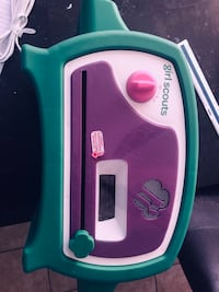 Girl Scout cookie easy bake oven