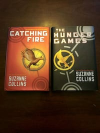 Like new, The Hunger Games & Catching Fire Portland, 97212