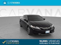 2016 Honda Accord coupe LX-S Coupe 2D BLACK Brentwood, 37027