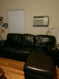 3 seat sofa with lounger Morristown, 07960