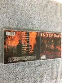 End of days CD  998 km