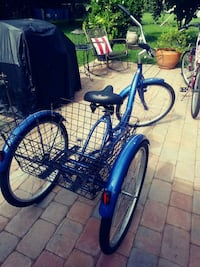 Trike bicycle used once excellent condition Boca Raton, 33434