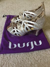 Burju Latin dance shoes Germantown, 20874