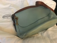 Fossill Leather Crossbody Bag with cover bag RICHMOND