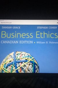 Business ethics Guelph Humber