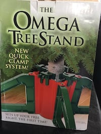 Christmas tree stand  Mississauga, L4W 2C1
