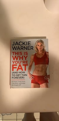 Book on health and weight loss