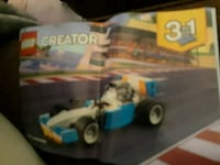 white and blue plastic toy Alexandria, 71302
