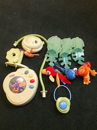 Fisher Price Peek-a-boo Leaves Musical Mobile   Denver, 80232