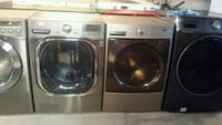 Kenmore dryer and lg washer  Del Valle