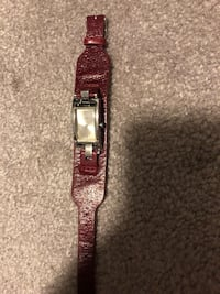 Guess leather watch  3702 km
