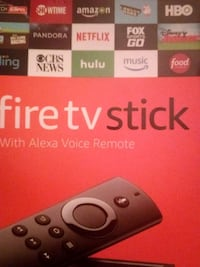 Amazon Fire TV stick box (Jail broke with everythi Frederick, 21701