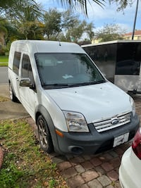 2010 Ford Transit Connect Cargo Van XL - Side/Rear Door Glass