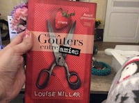 Gouters entreamies de louise millar livre Youx, 63700