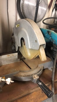 gray and black miter saw Sherwood Park, T8A 1G4