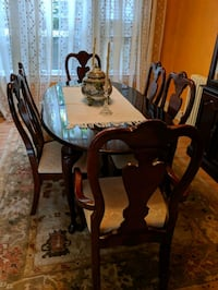 Queen Anne Dining Room Set Yonkers