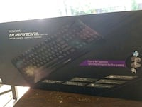 Tesori Durandal Spectrum RGB Mech Gaming Keyboard Los Angeles, 91326