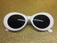 White sunglasses 2265 mi