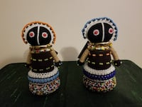 Authentic Handmade African Fertility Dolls Calgary