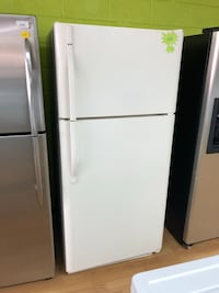 Kenmore beige top freezer refrigerator  Woodbridge, 22191