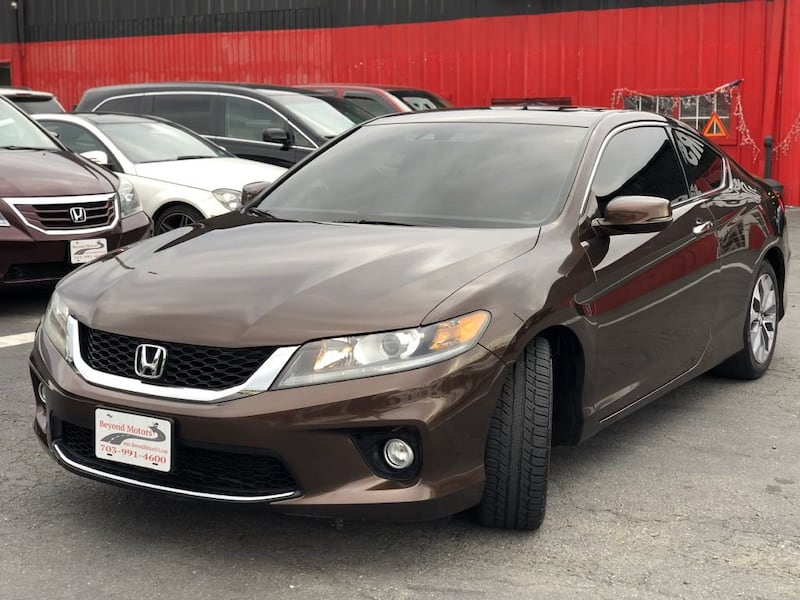 Honda Accord Cpe 2013 2