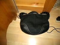 black leather 2-way bag Las Vegas, 89117