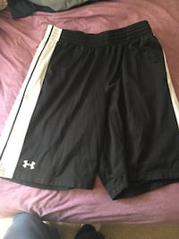 Black under armour shorts with pockets  Goleta, 93117