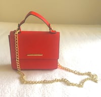 Never used Steve Madden Red Purse  Los Angeles, 90028