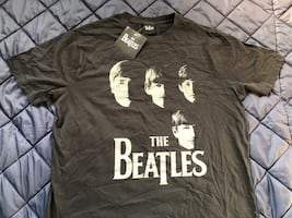 Beatles T-Shirt, Large